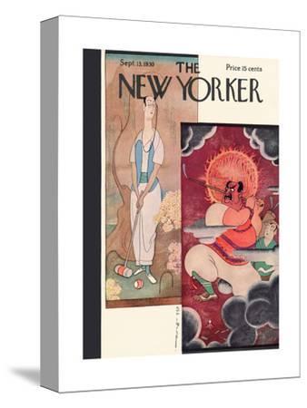 The New Yorker Cover - September 13, 1930