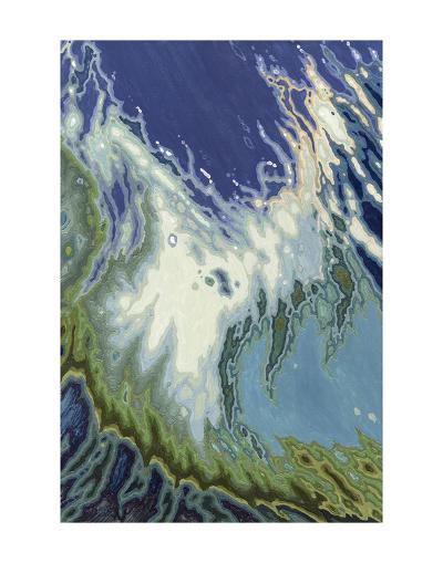 Reach for the Sky II-Margaret Juul-Art Print