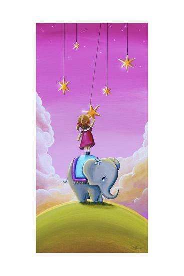 Reach for the Stars-Cindy Thornton-Giclee Print