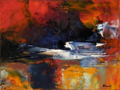 Reaching Land-Aleta Pippin-Giclee Print