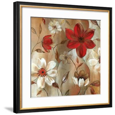 Ready for Red II-Carol Robinson-Framed Art Print