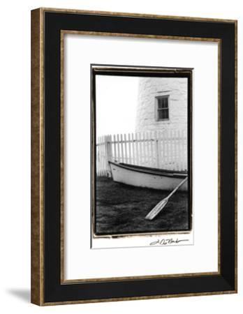 Ready for the Tide-Laura Denardo-Framed Art Print