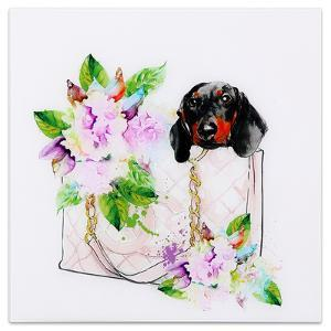Ready to Go! - Free Floating Tempered Glass Panel Graphic Wall Art