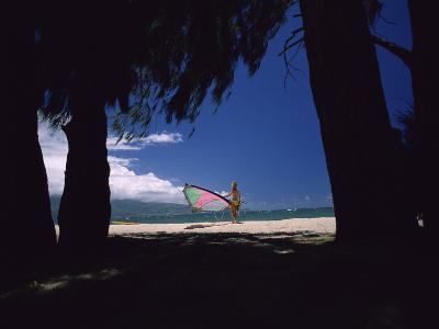 Ready to Windsurf--Photographic Print