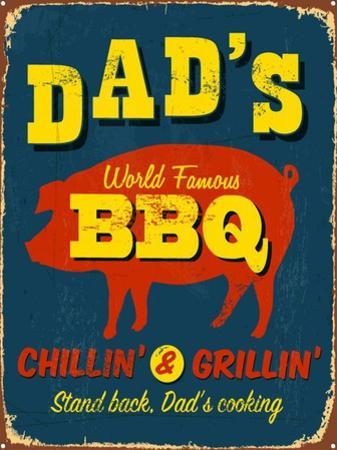 Dad's BBQ by Real Callahan