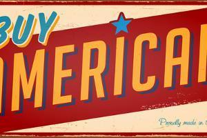 Vintage Design -  Buy American by Real Callahan