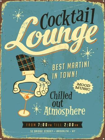 Vintage Design -  Cocktail Lounge