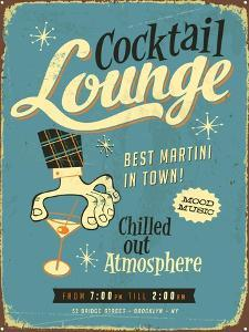 Vintage Design -  Cocktail Lounge by Real Callahan