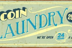 Vintage Design -  Coin Laundry by Real Callahan
