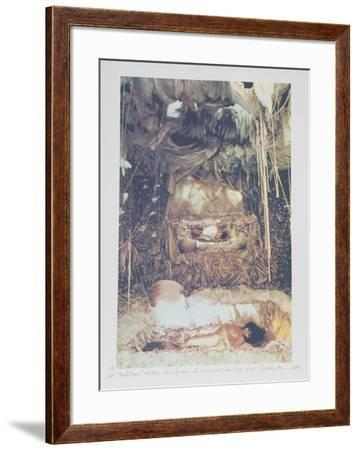 Real Dream II- Colette-Framed Collectable Print