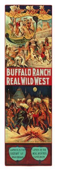 Real Indian War Dance-Edward Szmyd-Art Print