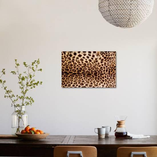 2e1a080c229f Real Leopard Skin.-William Scott-Photographic Print displayed on a wall