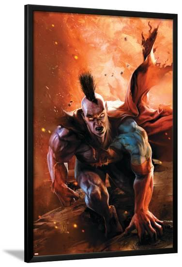 Realm of Kings Imperial Guard No.1 Cover: Gladiator-Brian Haberlin-Lamina Framed Poster