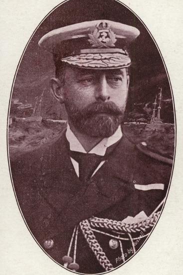 Rear Admiral Charles Edward Madden--Photographic Print