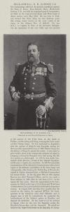 Rear-Admiral H M Rawson, Cb, Commander of the Punitive Expedition to Benin
