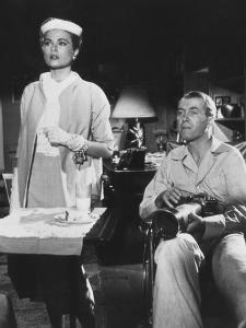 Rear Window, from Left: Grace Kelly, James Stewart, 1954