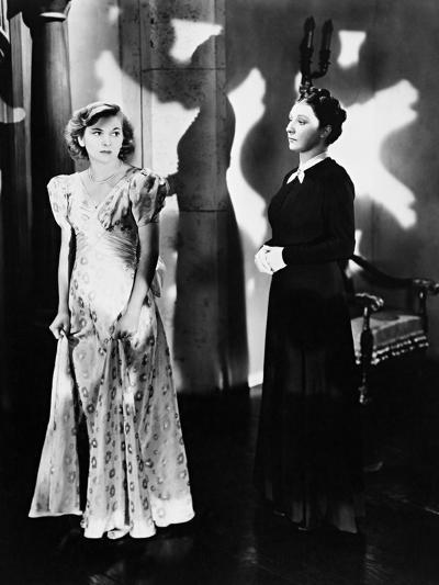 Rebecca, 1940--Photographic Print