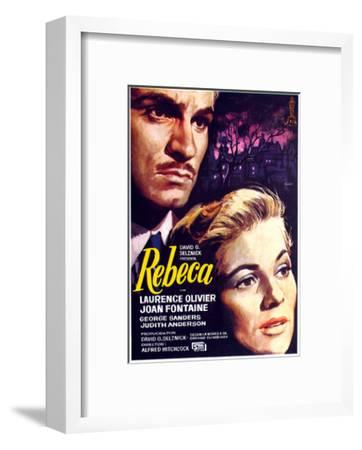 Rebecca, (AKA Rebeca, its Title in Spain), 1940
