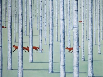 A Skulk of Foxes by Rebecca Campbell