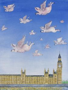 Pigs Might Fly by Rebecca Campbell