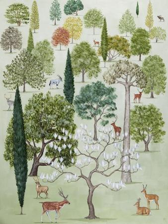 The Arboretum by Rebecca Campbell