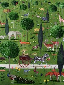 The Menagerie by Rebecca Campbell