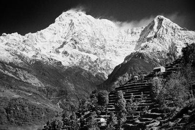 On The Annapurna Base Camp Trail, Nepal