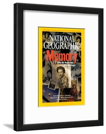 Cover of the November, 2012 National Geographic Magazine