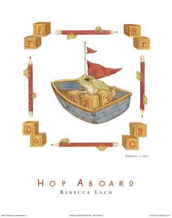 Hop Aboard