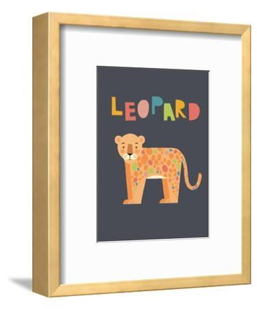 Bold Leopard