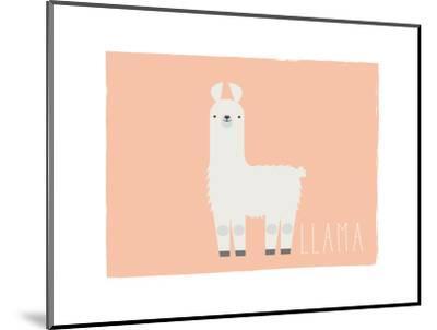 Llama by Rebecca Lane