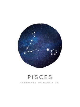Pisces Zodiac Constellation