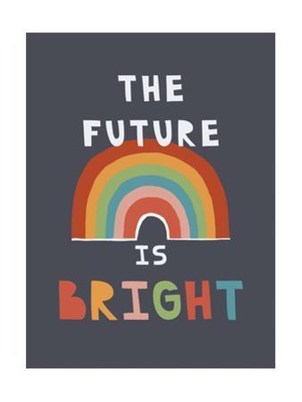 The Future Is Bright by Rebecca Lane