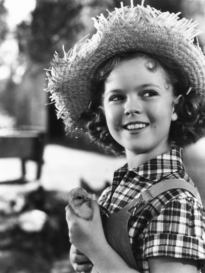 Rebecca of Sunnybrook Farm, Shirley Temple, 1938--Photo