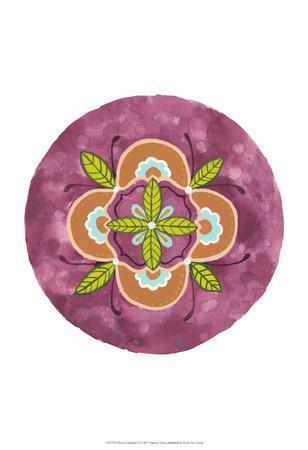 Maroon Mandala II