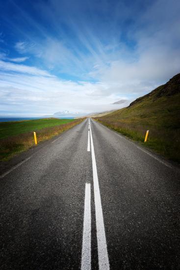 Rebel Road-Philippe Sainte-Laudy-Photographic Print