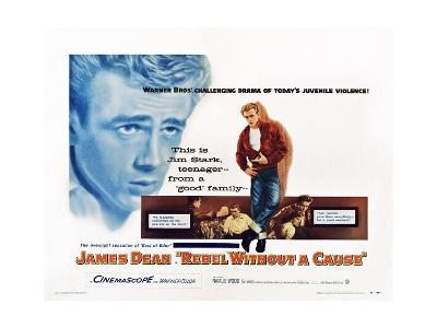 Rebel Without a Cause--Art Print