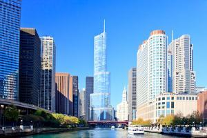 Chicago Financial District by rebelml