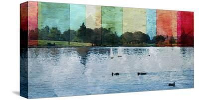 Rebirth--Stretched Canvas Print