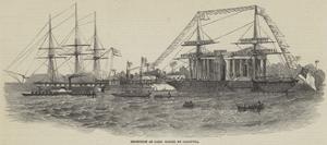 Reception of Lord Gough at Calcutta