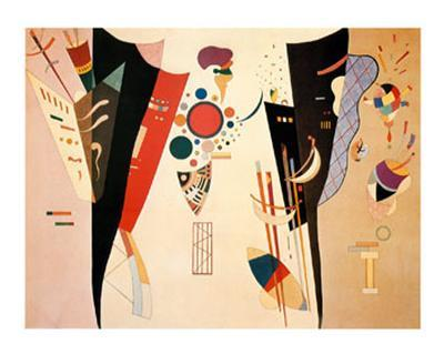 Reciprocal Agreement, c.1942-Wassily Kandinsky-Art Print