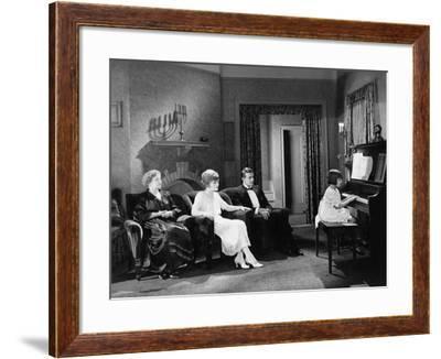 Recital--Framed Photo