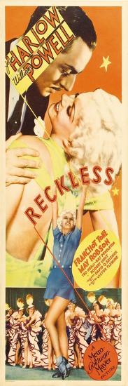 Reckless, 1935--Art Print