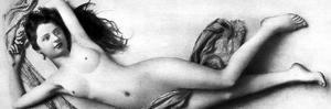 Reclining Nude, C1900