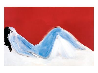 Reclining Nude-Nicolas De Sta?l-Premium Giclee Print