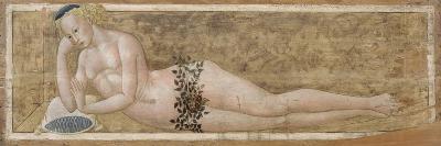 Reclining Young Man-Giovanni Di Ser Giovanni-Giclee Print