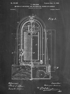 Recording Device Patent 1900