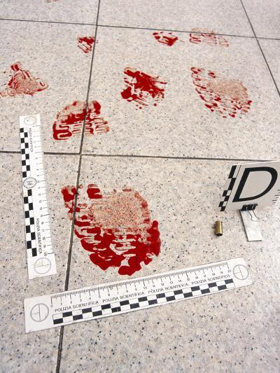Recording Evidence-Mauro Fermariello-Photographic Print