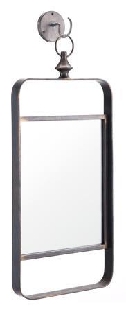 Rectangle 2 Mirror Black