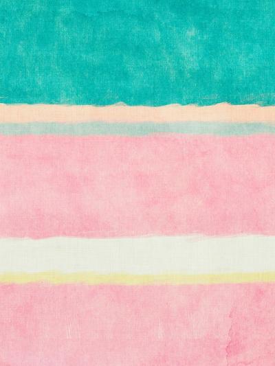Rectangle Beach Blocks of Color II-SD Graphics Studio-Art Print